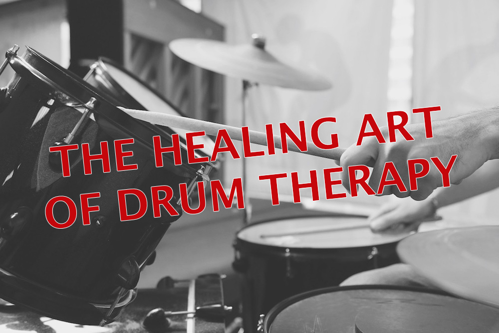 The healing art of drum therapy